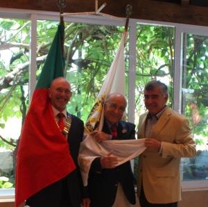 Flag ceremony