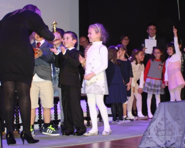Best Primary School Winners