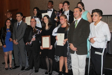 Winners, Teachers and guests
